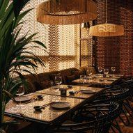 Pirajean Lees channels 1920s Japan in ornate Dubai restaurant interior