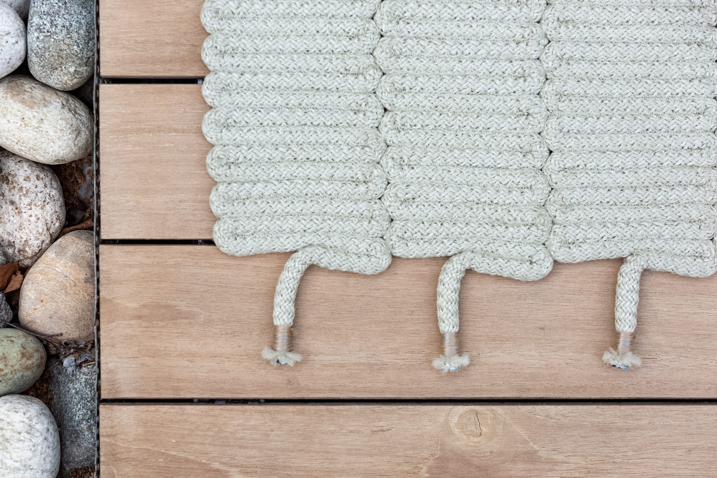 Pleiadi rug by Paolo Zani for Warli