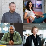 Alexandra Hagen, Hanif Kara and Liam Young announced as judges for Dezeen's Redesign the World competition