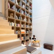 Ten home libraries that showcase their owners' book collections
