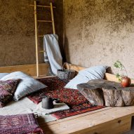 Ten rustic interiors that incorporate natural textures and materials