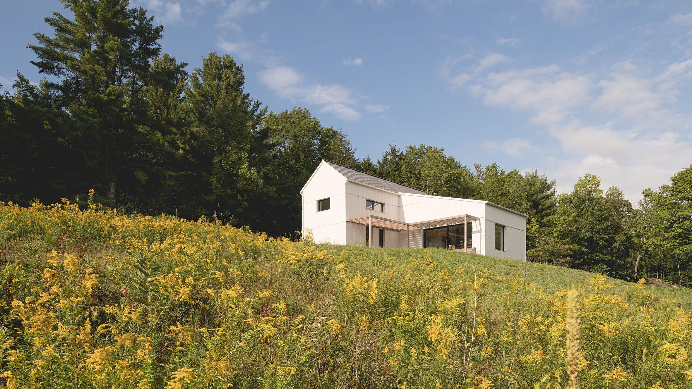 Saltbox Passive House
