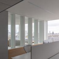 Smithson Tower interiors by ConForm Architects