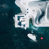 Snøhetta reimagines long-closed 1930s Norwegian harbour bath Knubben