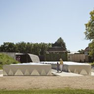 Snøhetta adds reflective underground extension to Ordrupgaard Museum