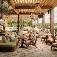 Soho House Austin blends Texas modernism with Spanish influences