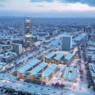 SOM to design athletes' village in Porta Romana for the 2026 Milano Cortina Winter Games