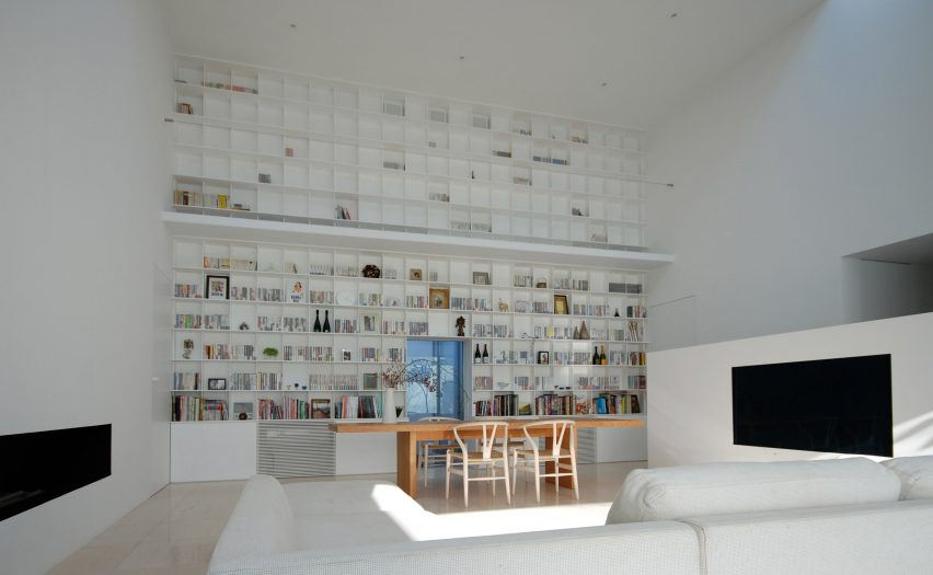 Library House Japan