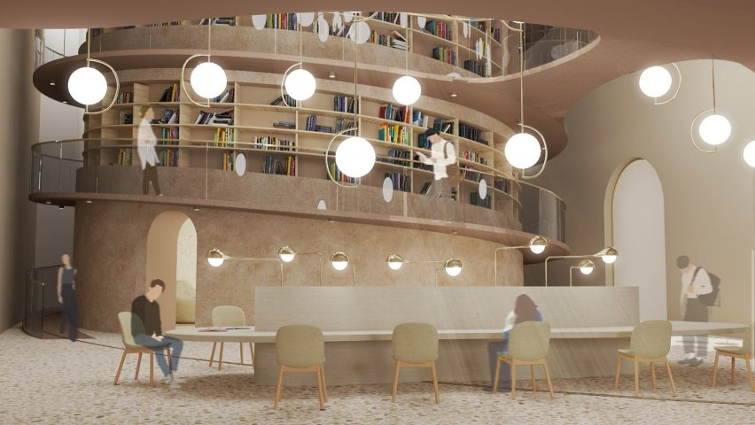 Ariston Student Centre - A place for everyone by Eva Kolka