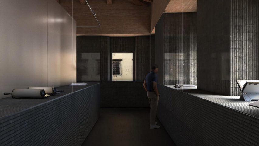 A visual of Umani secular community centre by Mohamed Zaky