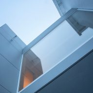 Tower Bridge house extension by Resell+Nicca