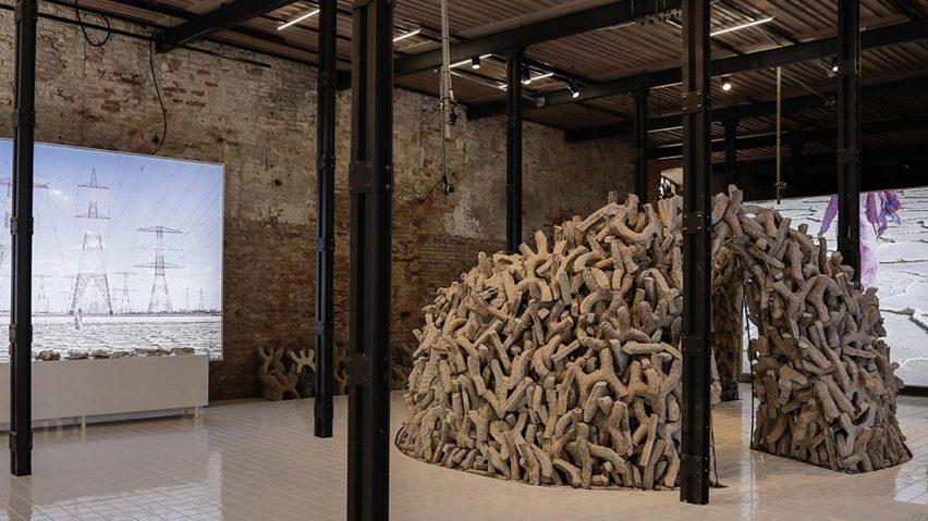 UAE pavilion at Venice Architecture Biennale