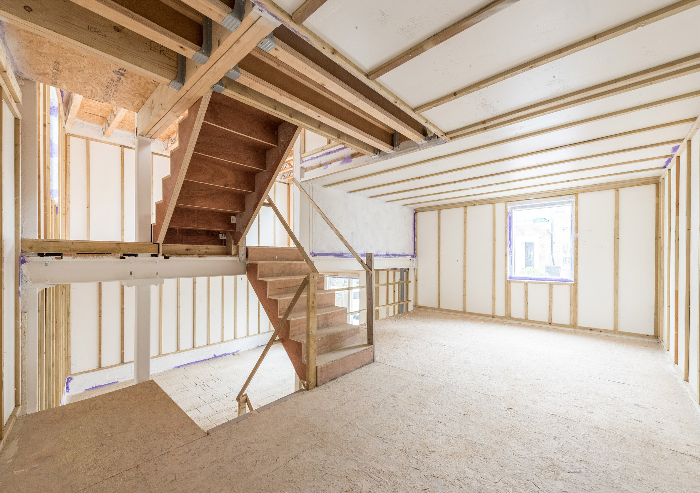 Custom-build homes in Peckham