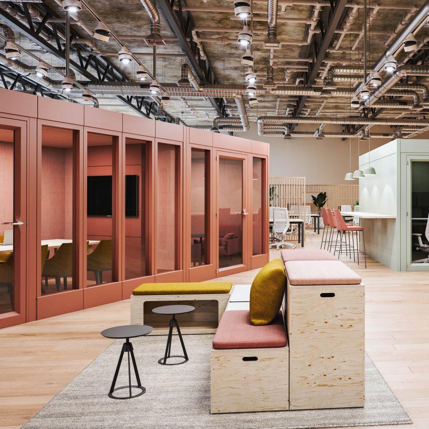 Verandas meeting room by Spacestor