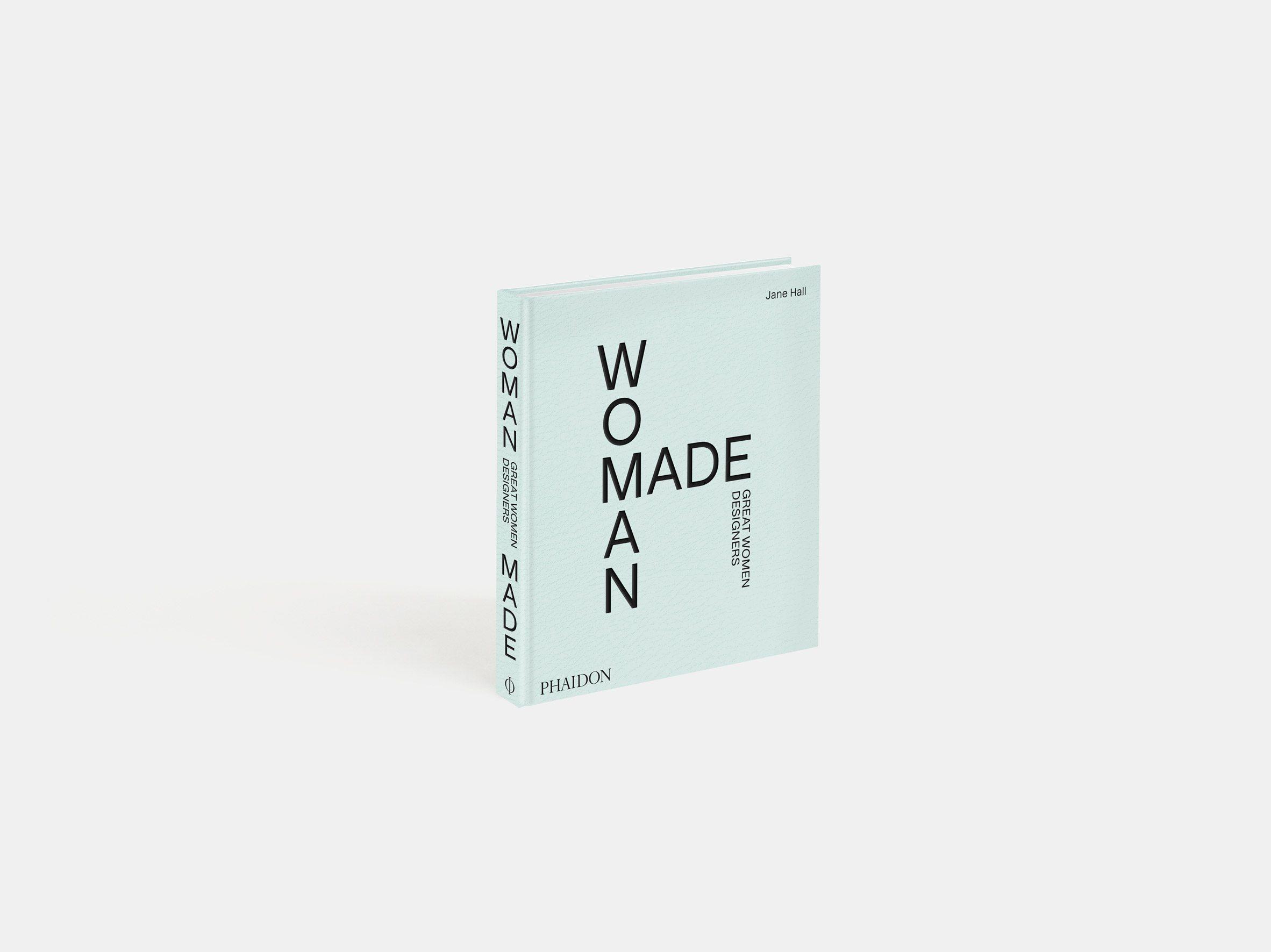 The book celebrates woman designers over the last century