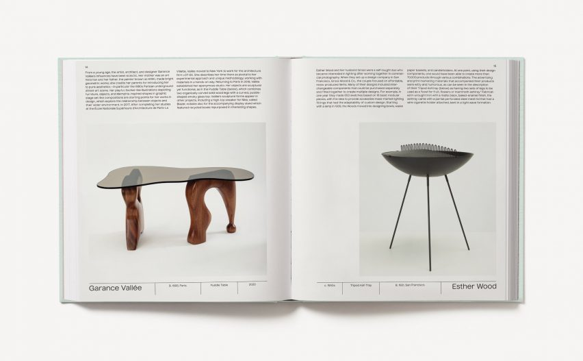 The book is published by Phaidon
