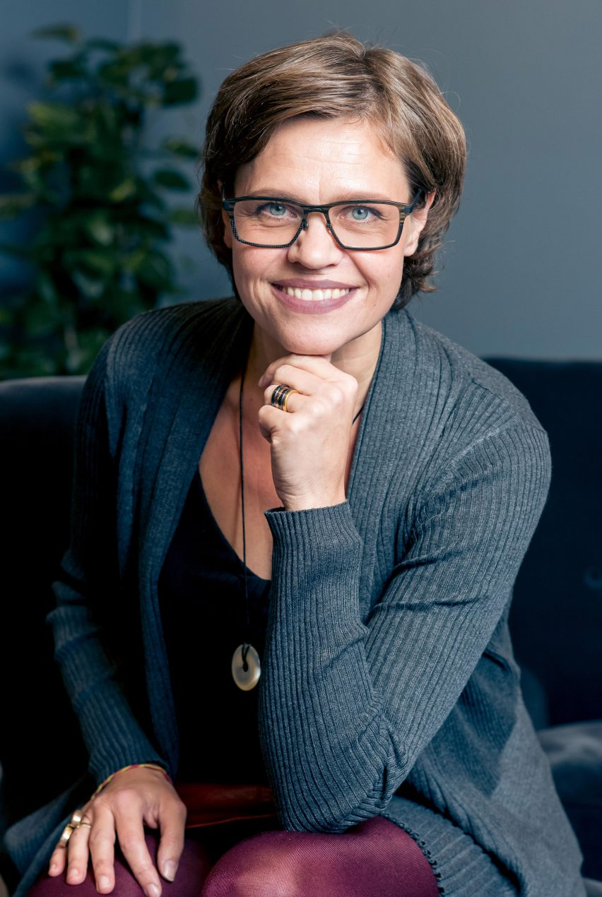 Pernilla Johansson, chief design officer at Electrolux