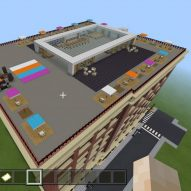 """WPP building online """"Minecraft world"""" featuring all its global offices in one place"""