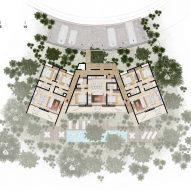 -1 level floor plan