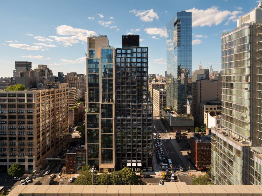 111 Varick at Hudson Square in New York City