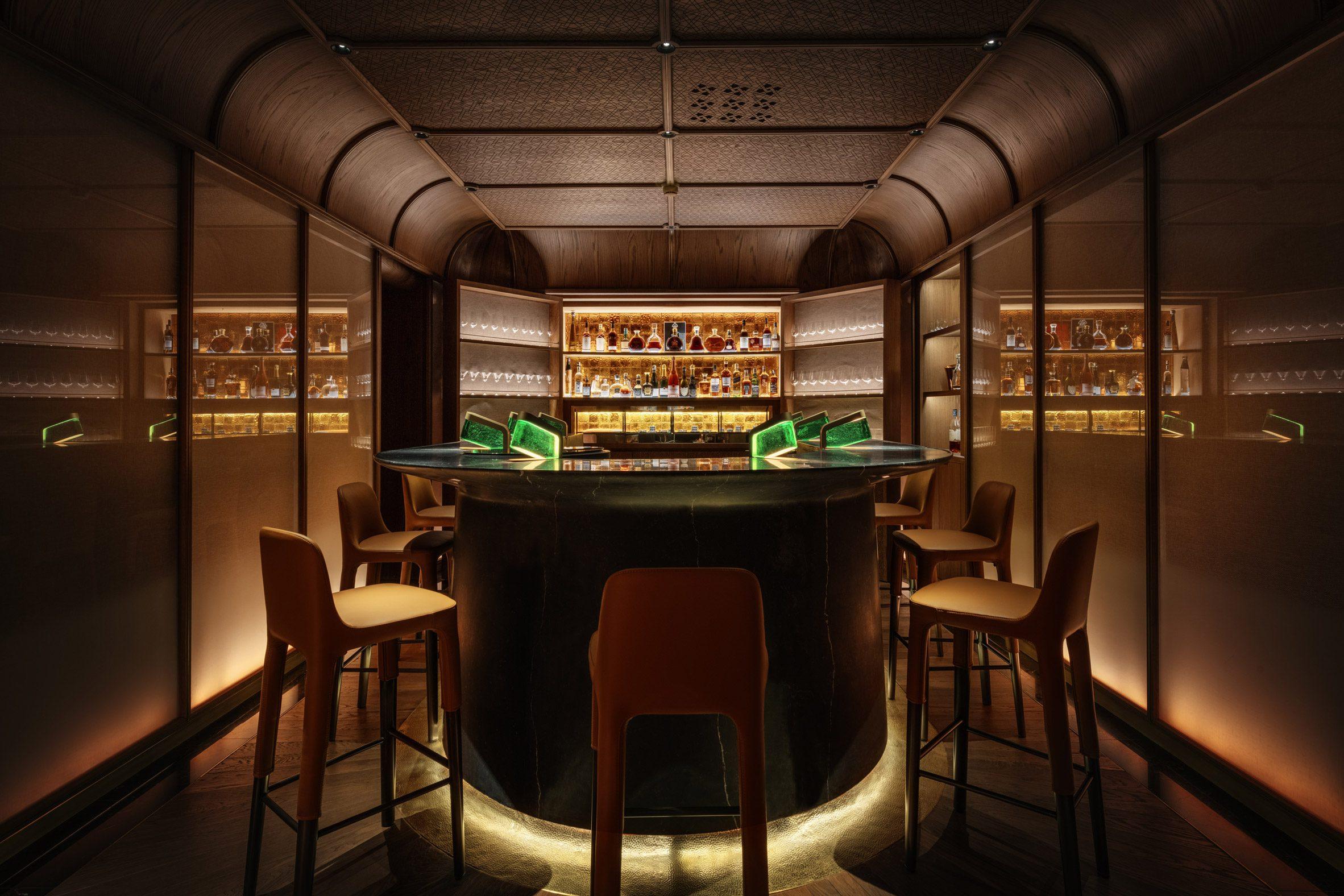 A photograph of a bar that won an Ahead Award