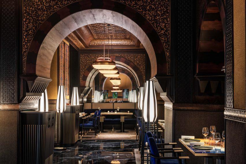 عکسی از رستورانی که برنده جایزه Ahead شد