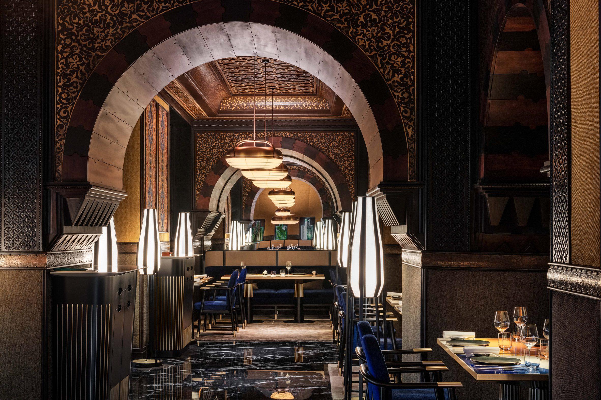 A photograph of a restaurant that won an Ahead Award