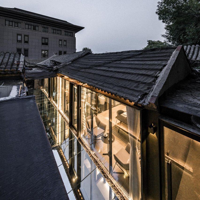 dezeen-awards-2021-shortlisted-baochao-hutong-mirror-yard