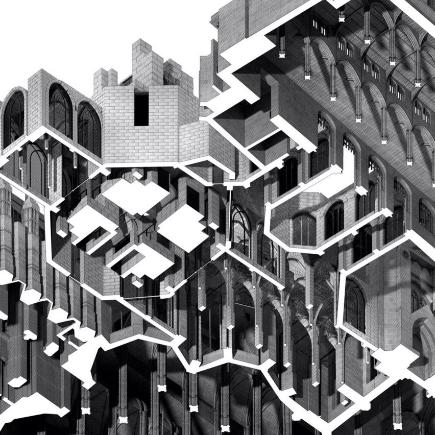Nine architecture projects from students at Cardiff University
