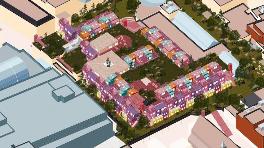 A model of community-based housing