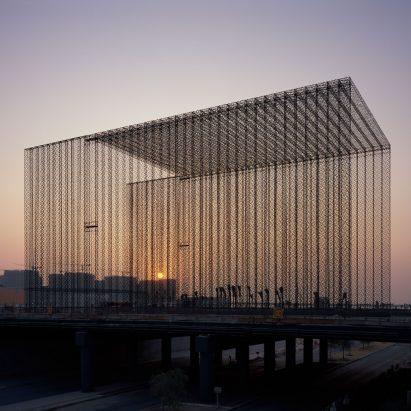 Entry Portals, Expo 2020 Dubai by Asif Khan