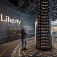 Faith and Liberty Discovery Centre by Local Projects