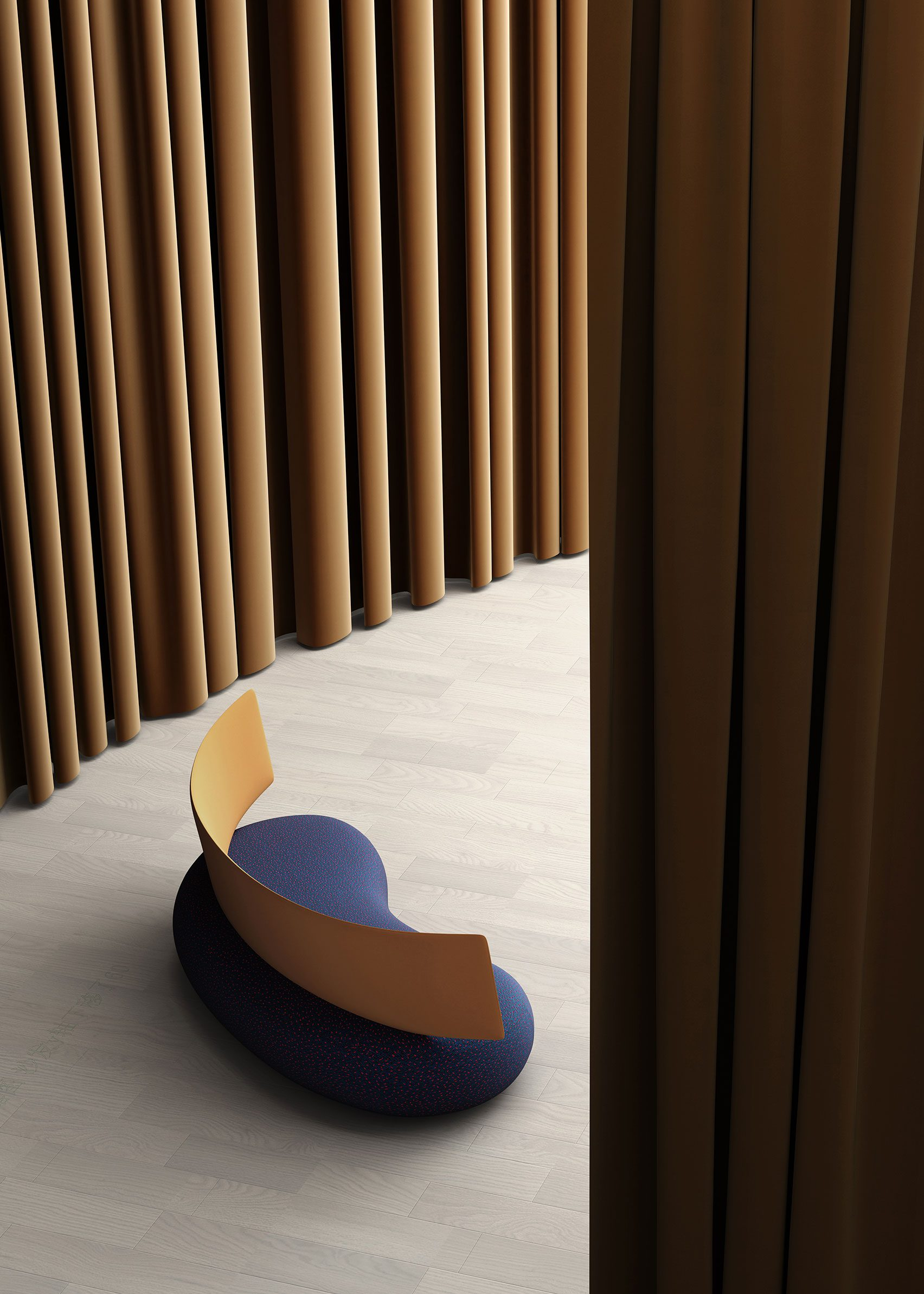 Sofa by Frank Chou