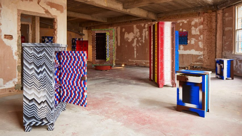 FreelingWaters collection by Gijs Frieling and Job Wouters for Wrong Shop Projects
