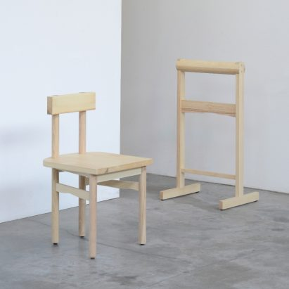 Gamar Chair & Stool by Spacon and X