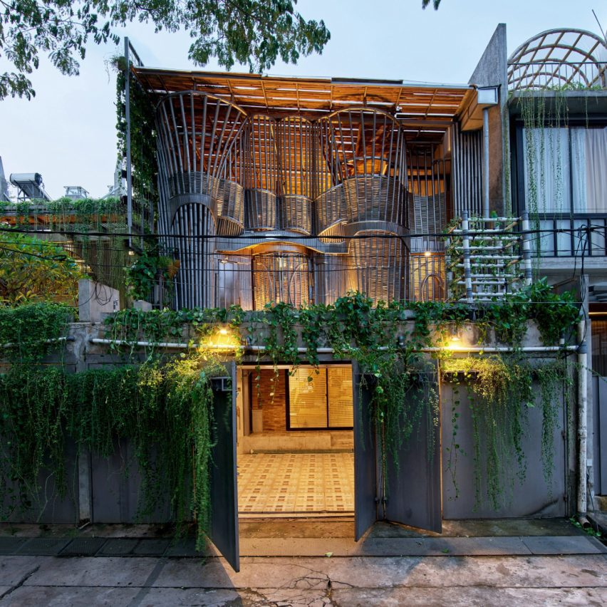 Guha in Jakarta, Indonesia, by RAW Architecture