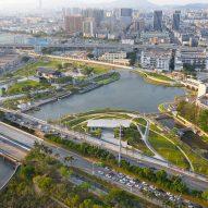 dezeen-awards-2021-shortlisted-haoxiang-lake-park