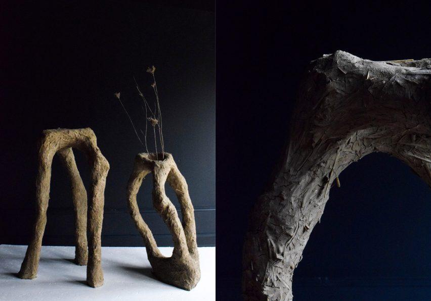 Marecreo - Мебель Autarky от Aurore Piette Studio