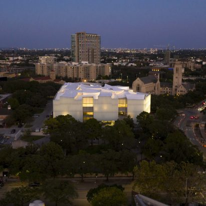 Nancy and Rich Kinder Museum Building - Museum of Fine Arts Houston by L'Observatoire International
