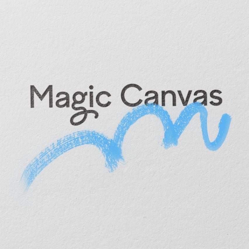 Magic Canvas- Helping children to express themselves by Magpie Studio