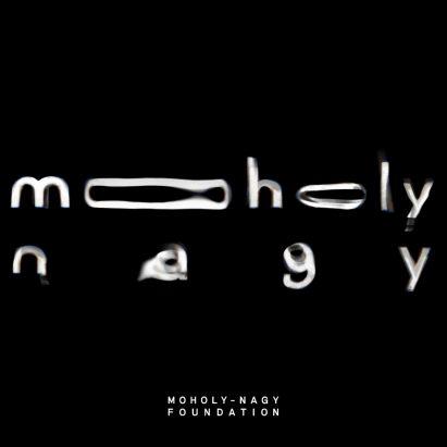 Moholy-Nagy Foundation identity by Pentagram