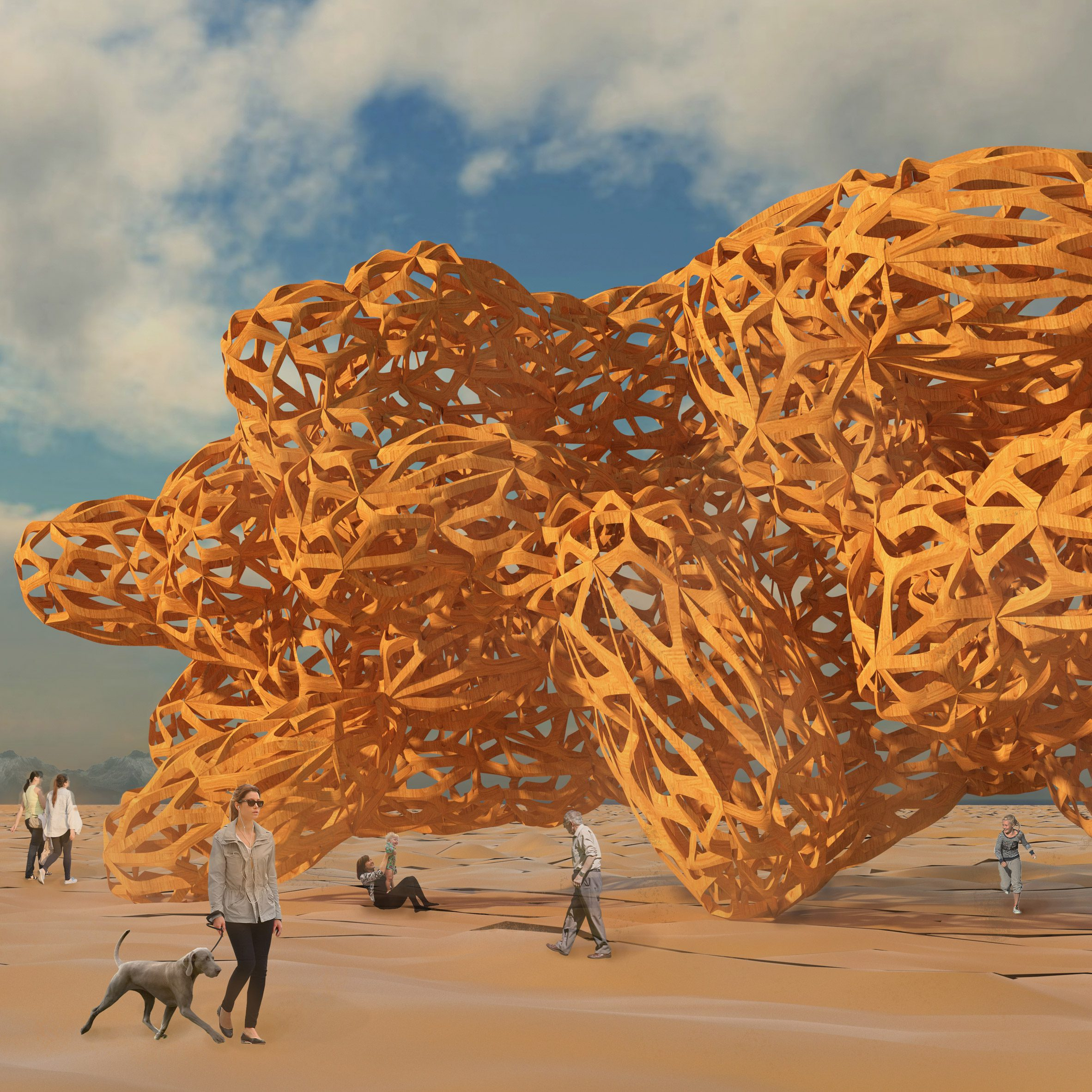 Ten design projects from students at Monash University