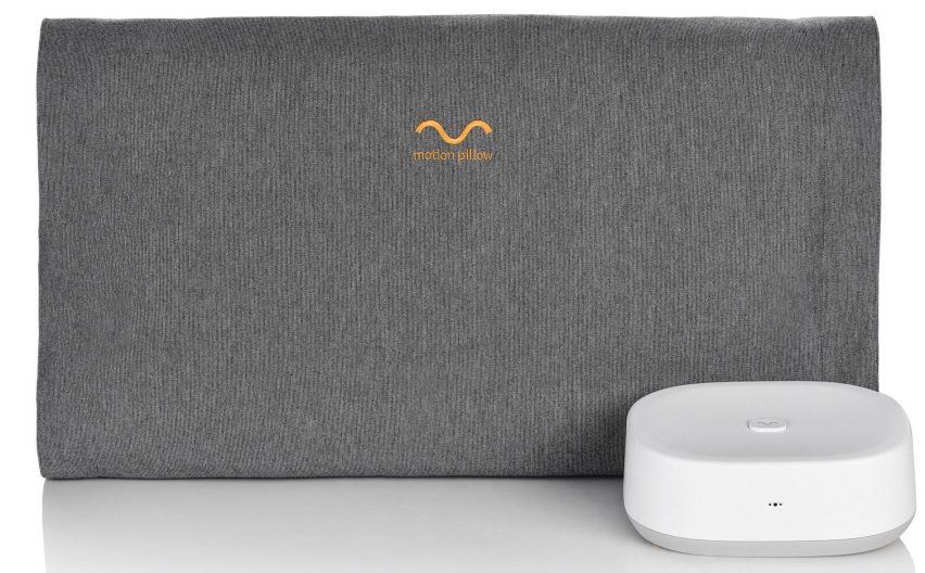 A photograph of Motion Pillow