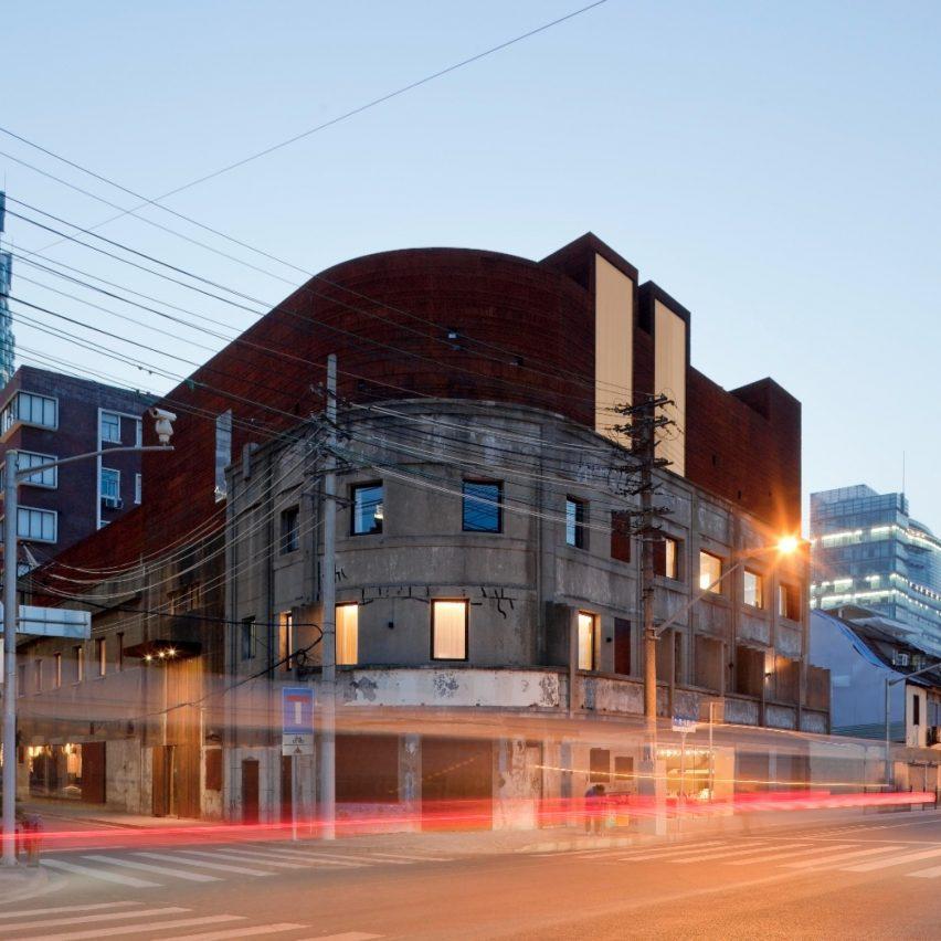 ساختمان توسط Neri & Hu