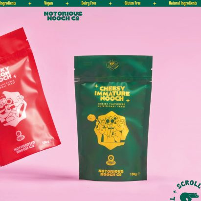 Notorious Nooch by Wildish & Co