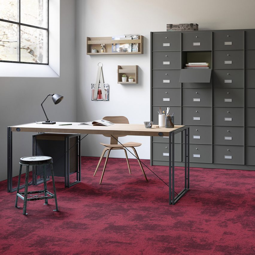 Rudiments carpet tile collection by IVC Commercial