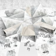 """Ruukki Construction calls for graduates and students to design fictional """"snow museum"""""""