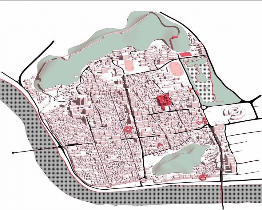 Карта Линьхая