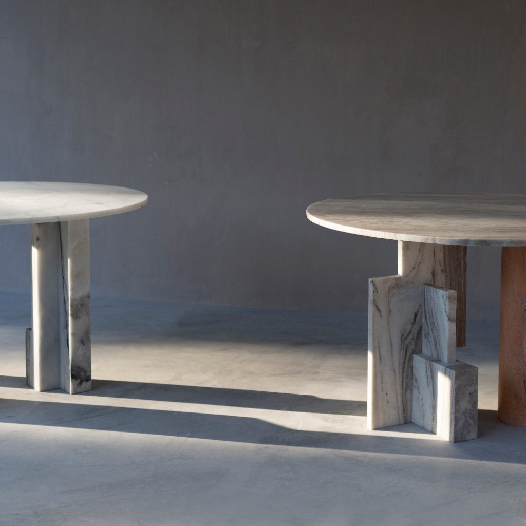 Furniture by Studio Raw Material