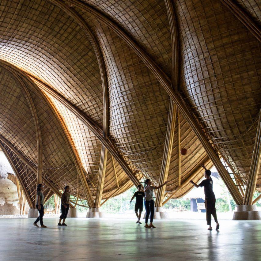 Школа Arc Green Bali от IBUKU